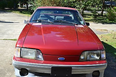1990 Ford Mustang  Ford Mustang GT 5.0
