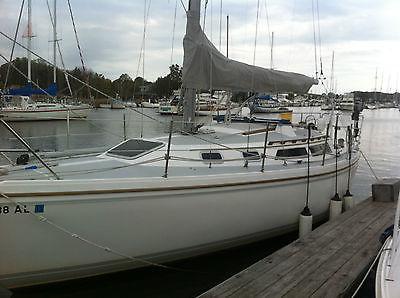 Catalina 30Tall Rig Sailboat