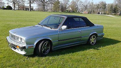 1990 BMW 3-Series bmw e30 1990