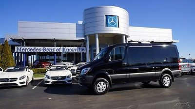 2016 Mercedes-Benz Sprinter Sprinter 2500 Passenger Van 144 In. WB 4WD Normal 2016 Sprinter 2500 Passenger Van 144 In. WB 4WD Regular Roof New Diesel V6 4x4