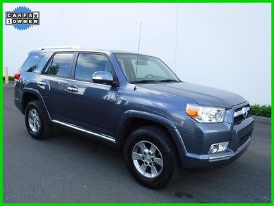 2013 Toyota 4Runner Limited 2013 Limited Used Certified 4L V6 24V Automatic 4WD SUV Moonroof