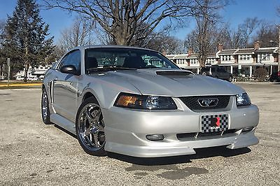 2002 Ford Mustang Roush Stage 2 2002 Roush Mustang