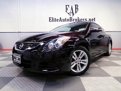 2013 Nissan Altima Coupe S 2013 Altima Coupe S NAVIGATION-BACKUP CAMERA-BOSE SOUND-LEATHER-SUNROOF