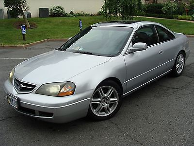 2003 Acura CL Type S Coupe Rare CL Type S, 6-sp Manual 3.2L V6, New Tires, 400W Subwoofer, Fast Car !!