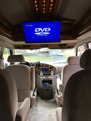2000 Ford E Series Van Conversion E150