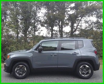 2017 Jeep Renegade Sport NEW 2017 JEEP RENEGADE SPORT AUTOMATIC - $295 P/MO, $200 DOWN!