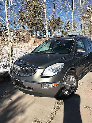 2011 Buick Enclave CXL-2 2011 Buick Enclave CXL-2
