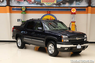 chevrolet avalanche z71 cars for sale. Black Bedroom Furniture Sets. Home Design Ideas