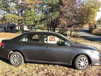 2009 Toyota Corolla le 2009 toyota corolla le