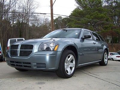 2006 Dodge Magnum 1-OWNER 65K NIADA CPO CERTIFIED PRE OWNED WARRANTY RARE-FACTORY-HIGH-PO-POLICE-INTERCEPTER-CRUISER-UNDERCOVER-3.5L-HO-WAGON-STELTH