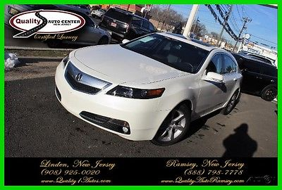 2012 Acura TL 3.5 w/Technology Package 2012 3.5 w/Technology Package Used 3.5L V6 24V Automatic FWD Sedan Premium