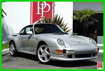 1997 Porsche 911 Carrera 4S 1997 993 C4S coupe, 3.6L H6 12V Manual AWD, Aero Kit II, Motor sound