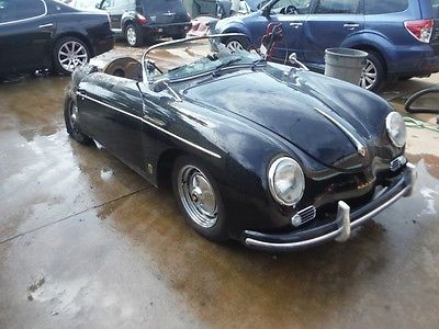 1969 Replica/Kit Makes 2 door Porsche 356 Replica BURN ENGINE/TRANSMISSION INCLUDED