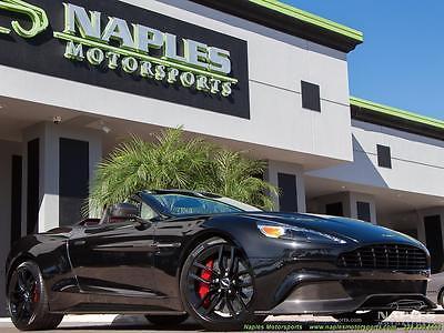 2015 Aston Martin Vanquish  2015 Aston Martin Vanquish Carbon Volante, db10, granturismo, bentley, ferrari