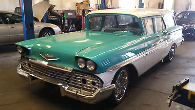 1958 Other Makes Wagon 1958 Chevrolet Brookwood Wagon