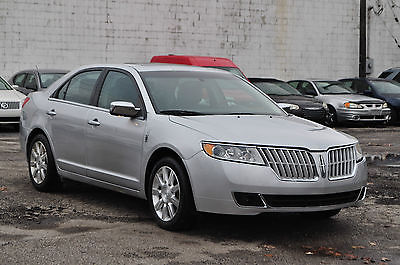 2012 Lincoln MKZ/Zephyr AWD Only 65K AWD Navigation Camera Blis Sync Clean Luxury Car Like Fusion 10 12 09