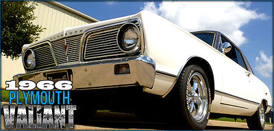 1966 Plymouth Valiant Signet 200 1966 Plymouth Valiant Signet 200