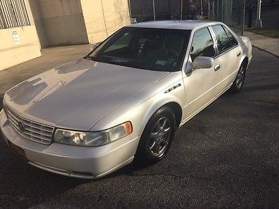 2002 Cadillac STS 2002 Cadillac Seville STS