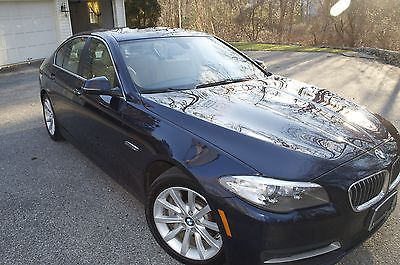 2014 BMW 535D Base Sedan 4-Door 2014 BMW 535d Base Sedan 4-Door 3.0L X Drive