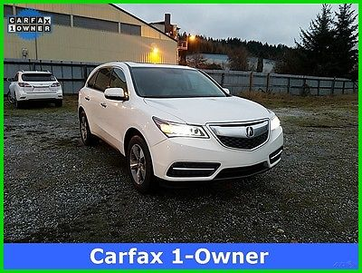 2014 Acura MDX 3.5L 2014 3.5L Used Certified 3.5L V6 24V Automatic AWD SUV Premium Moonroof