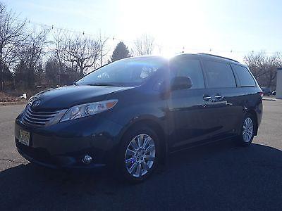 2011 Toyota Sienna Limited AWD 2011 Toyota Sienna Limited AWD - Nav / HID / XM / Remote Start / Keyless Entry
