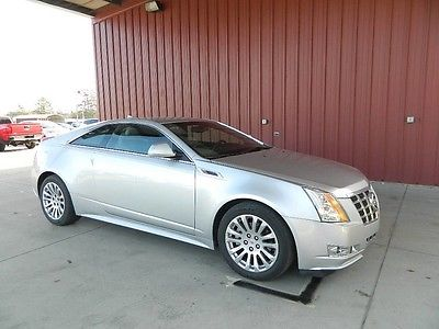 2013 Cadillac CTS Performance Coupe 2-Door 2013 Cadillac Performance