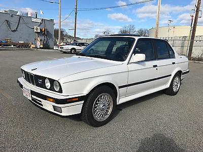 1989 BMW 3-Series 325iX 1989 BMW 325iX - E30 sedan, 5spd manual, excellent service history