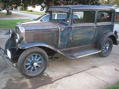 1930 Pontiac Other  1930 Pontiac 2dr sedan, model A, chevy, original antique driver