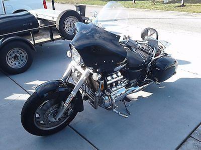 2000 Honda Valkyrie  Honda Valkyrie Motorcycle