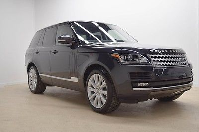 2013 Land Rover Range Rover Supercharged 2013 Range Rover Supercharged
