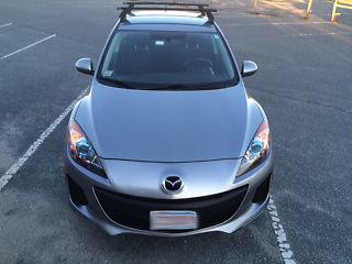 2012 Mazda Mazda3  2012 Mazda3 Hatchback