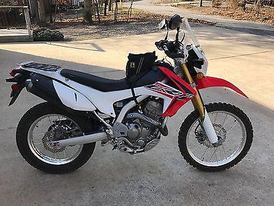 2016 Honda CRF  Honda CRF 250 L motorcycle