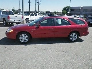 2000 Ford Taurus SE 2000 Ford Taurus SE Wagon With 3rd Row Seating