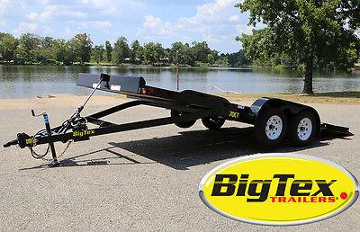 Big Tex 83x20 Tilt Car Hauler
