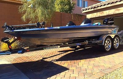 2007 Legend Alpha 199 Bass Boat