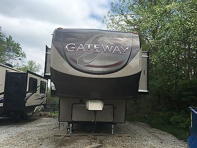 2015 Heartland Gateway 3900 SE