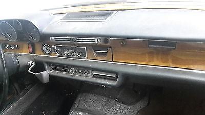 1973 Mercedes-Benz 200-Series 1973 Mercedes Benz 280SEL SEL 280 4.5 V8 108.068 W108 89K mi RARE!