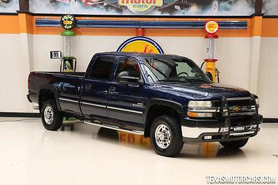2002 Chevrolet Silverado 2500 LS 2002 Blue LS!