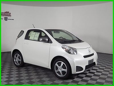 2012 Scion iQ Base FWD I4 Hatchback Bluetooth USB Lowest Price 24072 Miles 2012 Scion iQ FWD Hatchback Keyless Entry AUX Cloth Seats Automatic