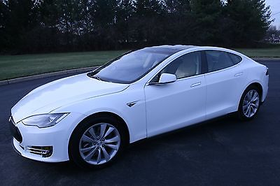 2014 Tesla Model S Price Reduced - 2014 S85
