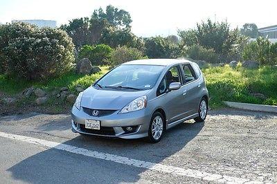 2010 Honda Fit Sport 2010 Honda Fit Sport 90,253 Miles Gray 4D Hatchback 1.5L 16V 4-Cylinder SOHC i-V