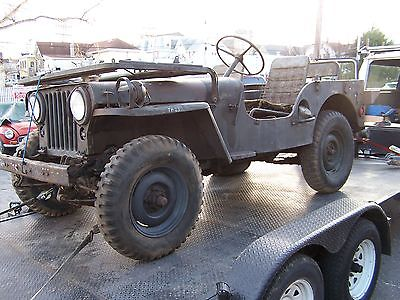 Willys Military Jeep Sale >> Willys Military Motorcycles For Sale