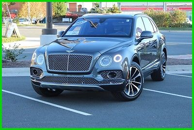 2017 Bentley Other 2017 Used Turbo 6L W12 48V Automatic AWD Premium
