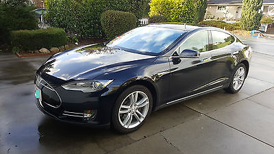 2012 Tesla Model S P85 2012 Tesla Model S P85 : VERY LOW MILES : EXCELLENT cond + Warranty