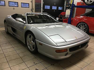1999 Ferrari 355 SPIDER FERRARI F355 SPIDER 1999