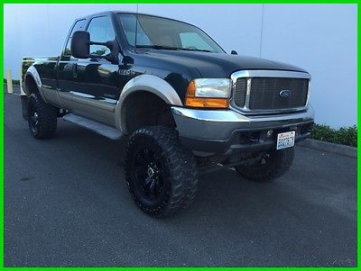 2001 Ford F-350 Lariat 2001 Lariat Used Certified Turbo 7.3L V8 16V Automatic 4WD Pickup Truck Premium