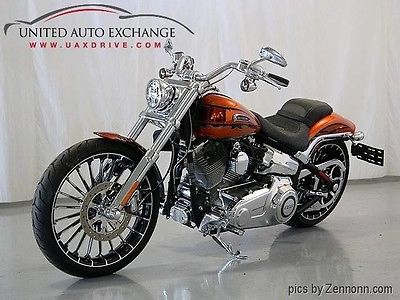 Harley-Davidson Other  2014 Harley-Davidson CVO Breakout Six-Speed Cruiser Drive