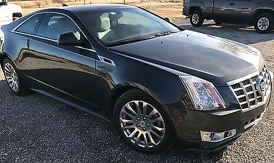 2014 Cadillac CTS Premium Coupe 2-Door CTS AWD 2014 Cadillac Premium Coupe Motivated Private Seller Low Mls leather nav