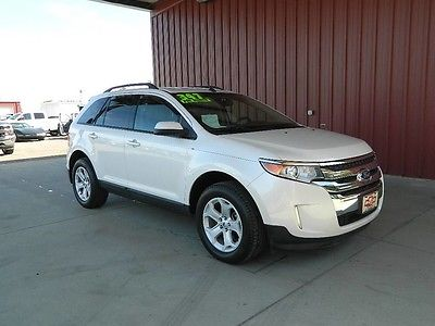 2014 Ford Edge SEL Sport Utility 4-Door 2014 Ford SEL