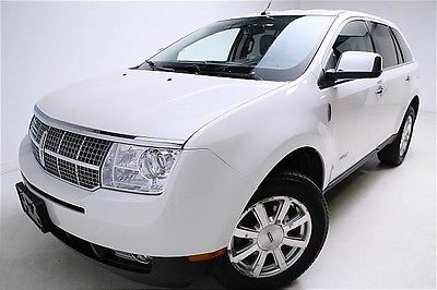 2010 Lincoln MKX Base Sport Utility 4-Door WE FINANCE! 2010 Lincoln MKX AWD Power Heated/Cooled Seats